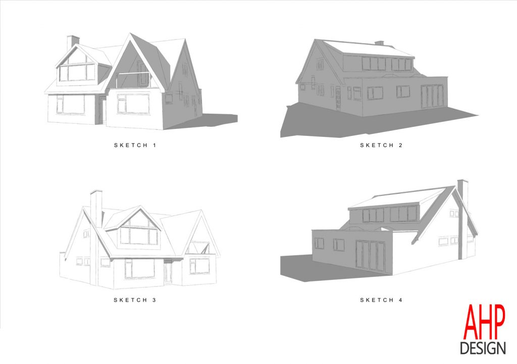 4 bedroom bungalow blackpool sketch