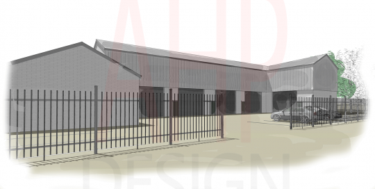 Industrial Storage Units Preston