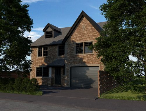Planning Application Submitted – New Build Home, Barton