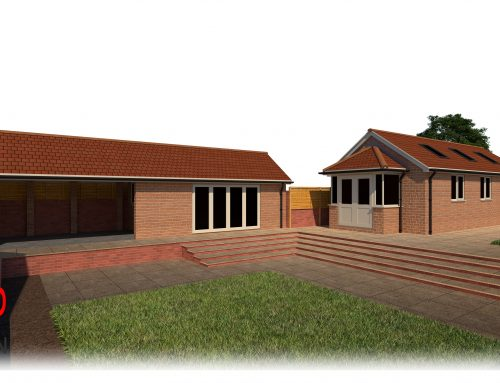 Planning Application Submitted – Detached Garden Studio, Lytham St. Annes