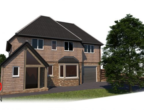 Planning Application Submitted – Transforming a Detached Home, Thornton-Cleveleys